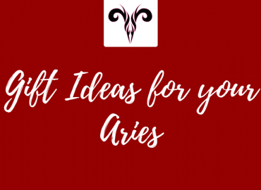 Birthday Gift Ideas for Aries