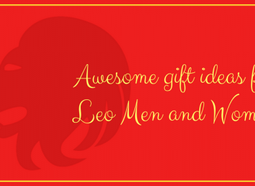 Best birthday gift ideas for Leo Men and Women