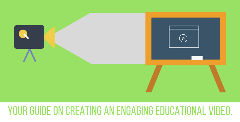 how to create engaging educational video