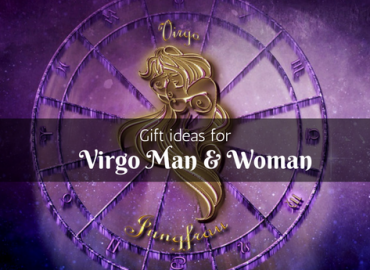 virgo birthday gifts for man and woman