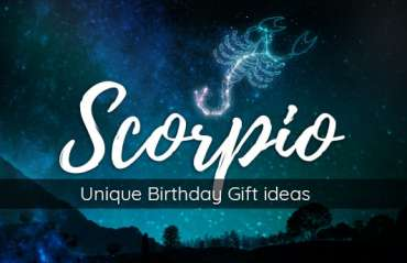 Unique Birthday Gift Ideas for Scorpio
